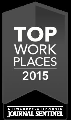 2015 Top Workplaces Winner