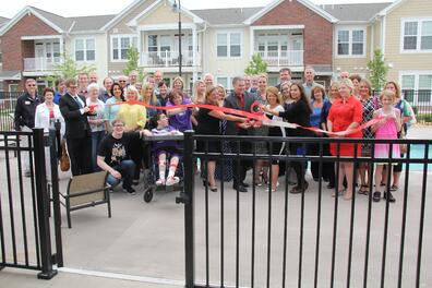 Springs at Apple Valley Ribbon Cutting