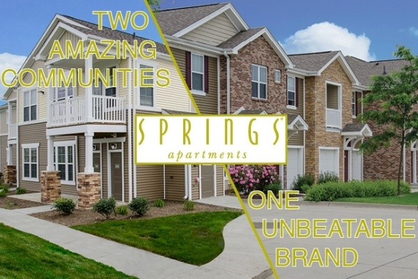 Springs Named Best Apartments in Des Moines