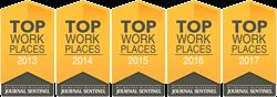 Top Workplaces Milwaukee