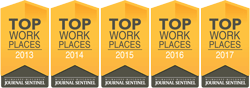 Top Workplaces Milwaukee