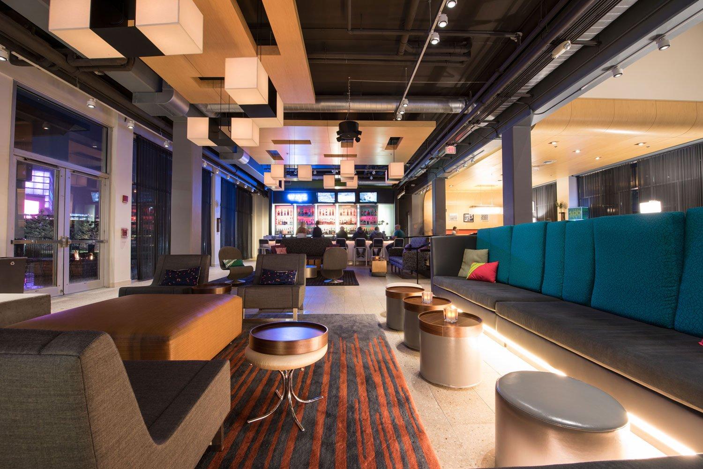 WXYZ Bar Aloft Chicago O'Hare