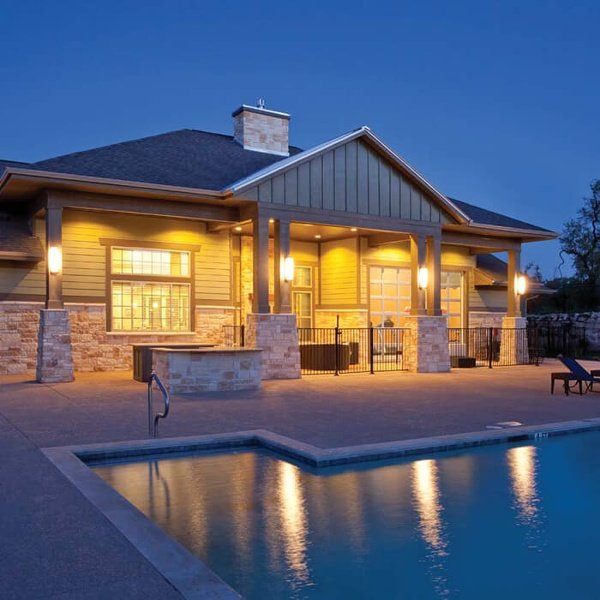 Alamo Ranch Clubhouse and Pool