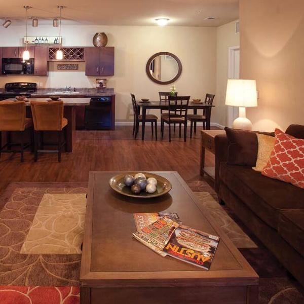 Tech Ridge Living Room