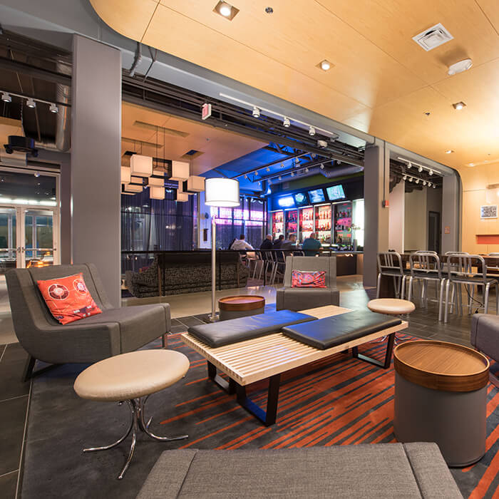 aloft Interior
