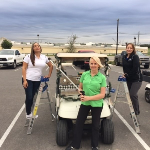 Springs at Alamo Ranch Maintenance Appreciation Week